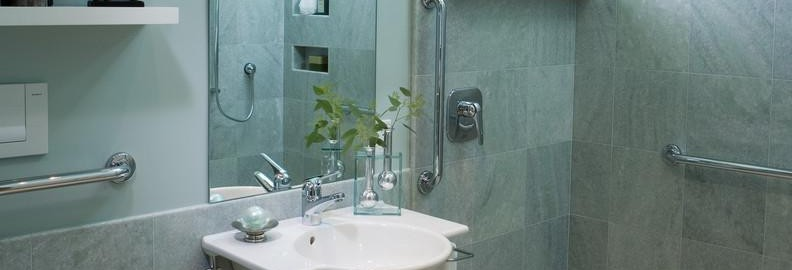 Baines Bathrooms Bristol for bathroom and wet room installations